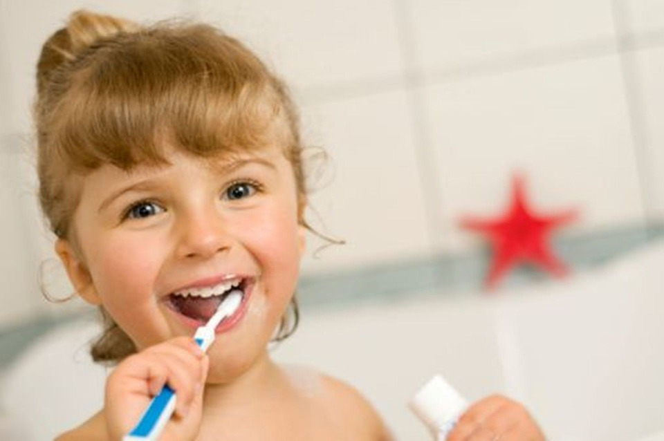 čištění zubů