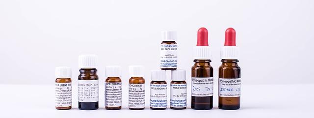 léky homeopatie
