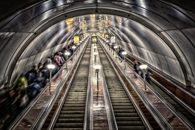 metra v st petersburgu
